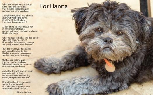 For Hanna